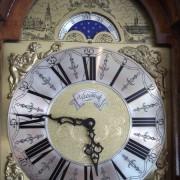 Amsterdams staand horloge 019