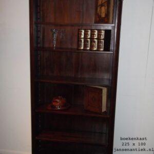 1 f boekenkast open model zonder deuren