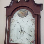 Engelse staande klok