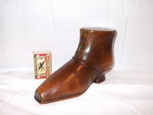 snuifdoos als schoen